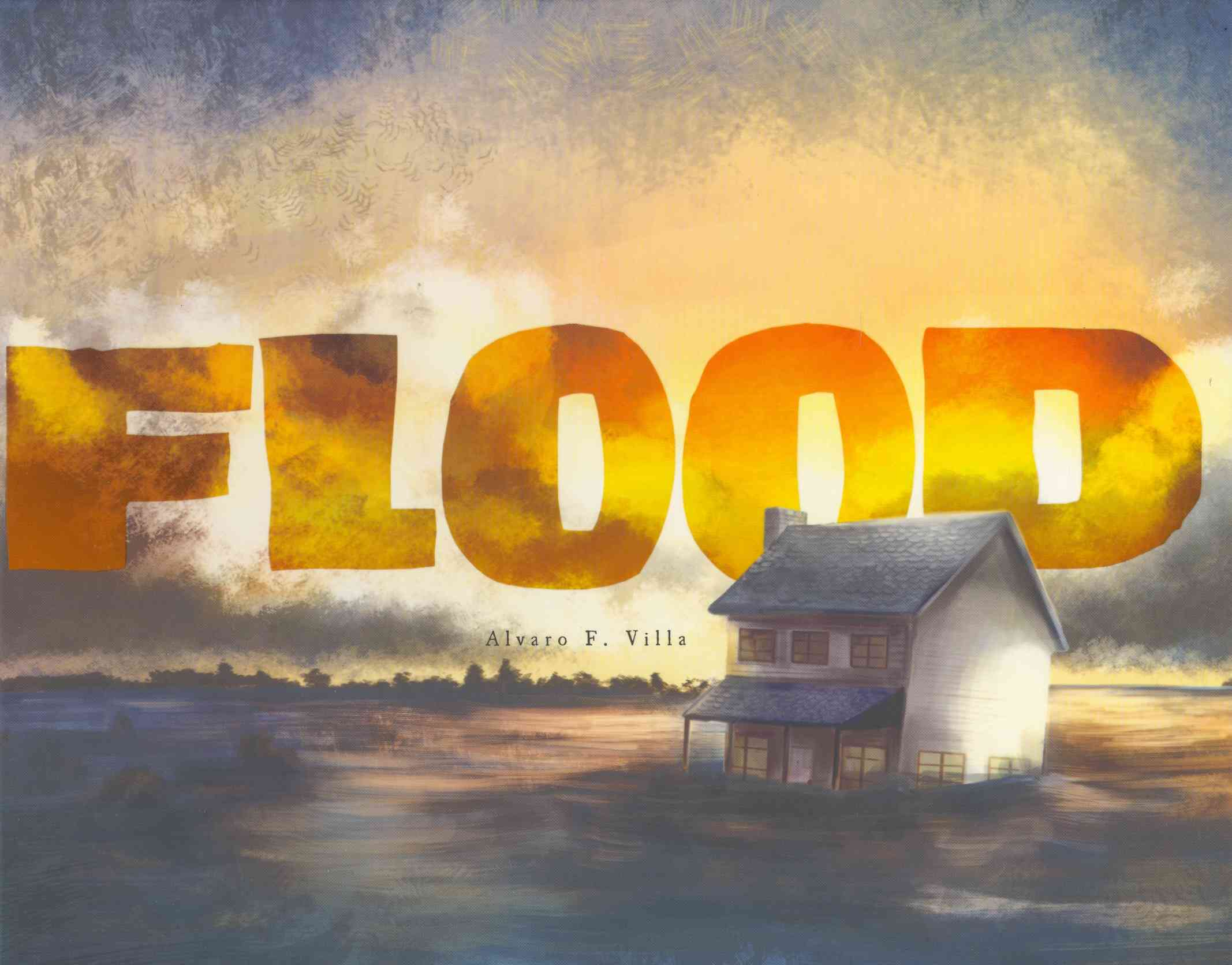 Flood By F. Villa, Alvaro